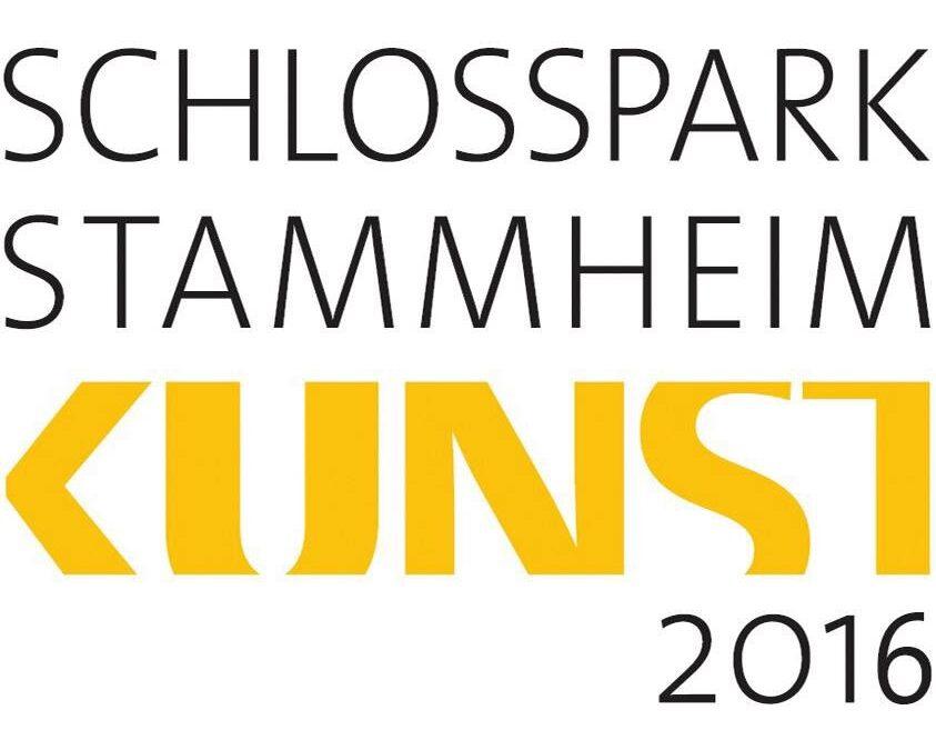 15. Skulpturen-Ausstellung, 2016, historischer Schlosspark Köln-Stammheim